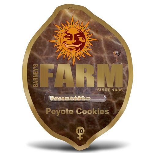 Peyote Cookies 10 Pack